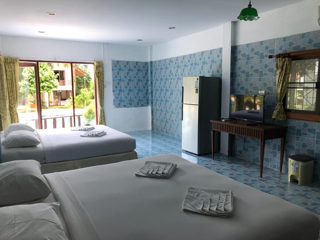 Room at Thai Garden Hill Resort, Koh Chang