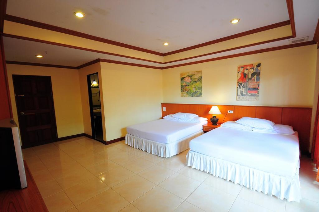 Room at Alina Grande hotel, Koh Chang