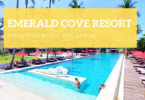 Emerald Cove Resort, Klong Prao beach, Koh Chang