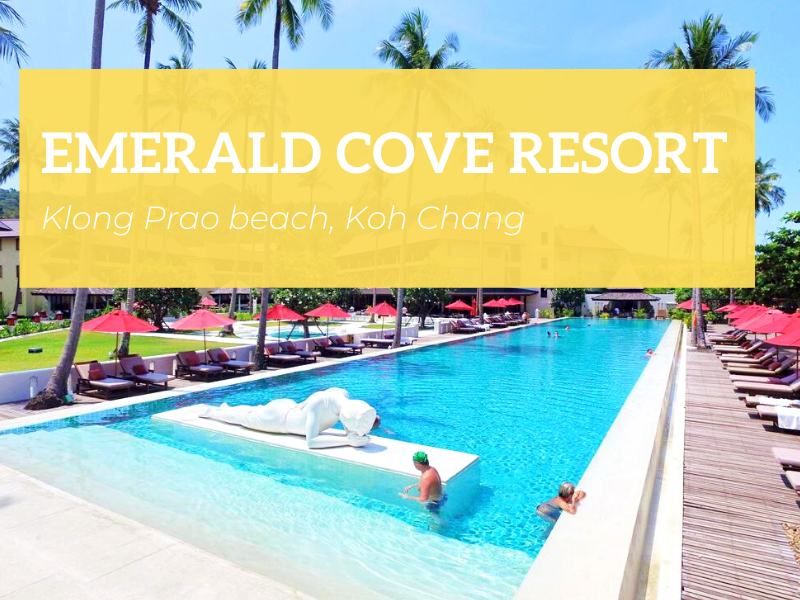 Emerald Cove Resort, Klong Prao beach, Koh Chang