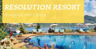 Resolution Resort, Bangbao, Koh Chang