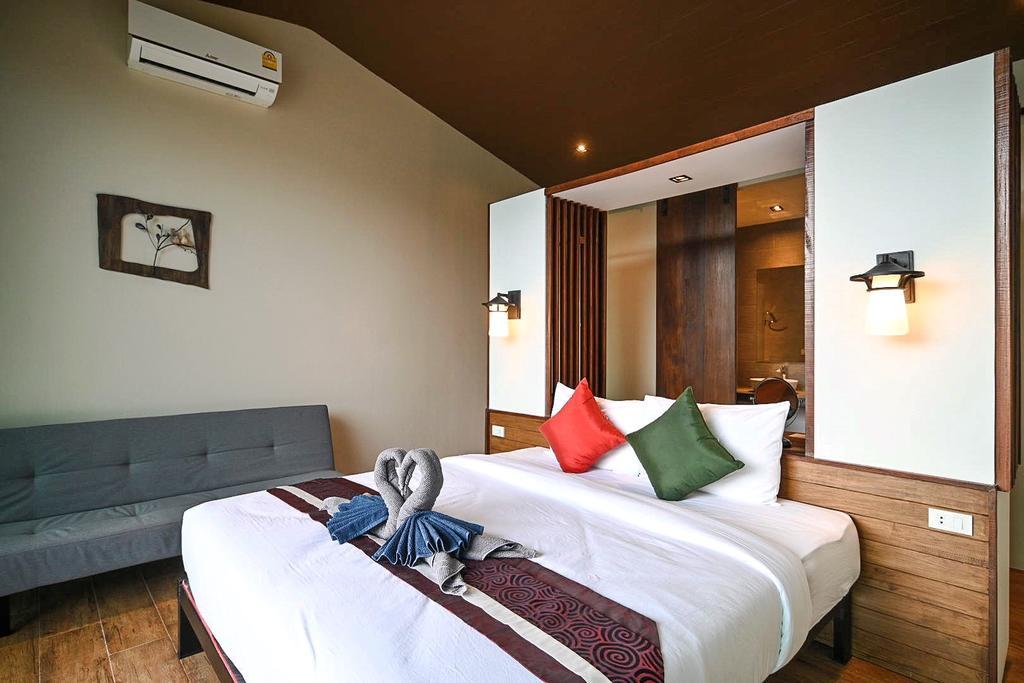 Room at Bhuvarin resort