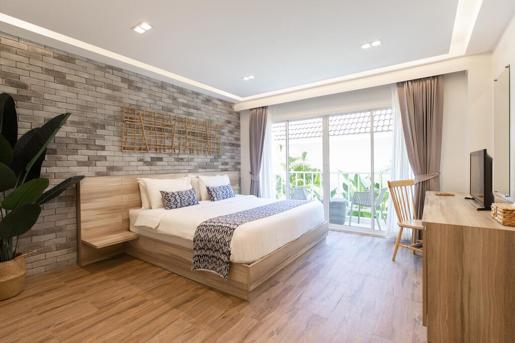 Tropical Thai Double room at Vayna Boutique Resort