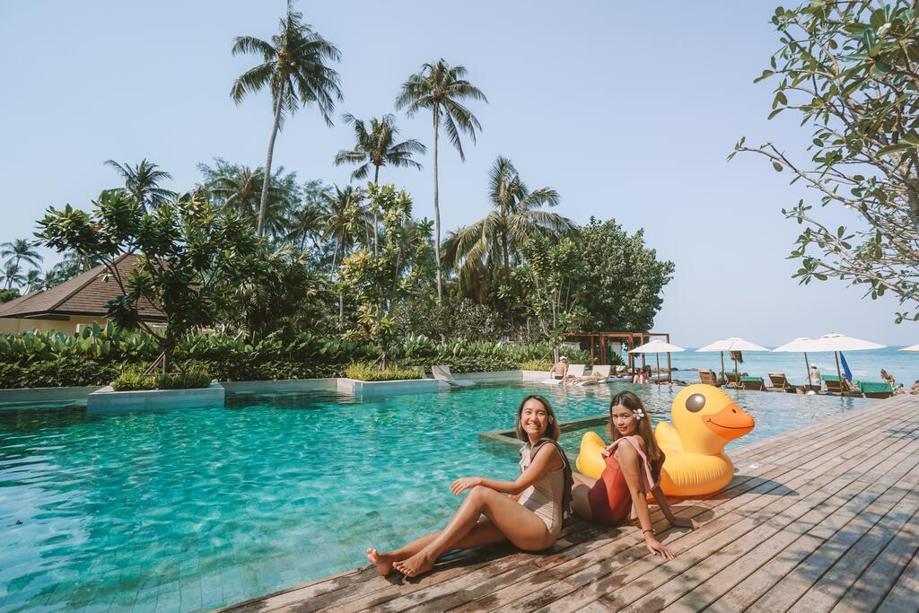 Pool at Vayna Boutique Resort, Koh Chang