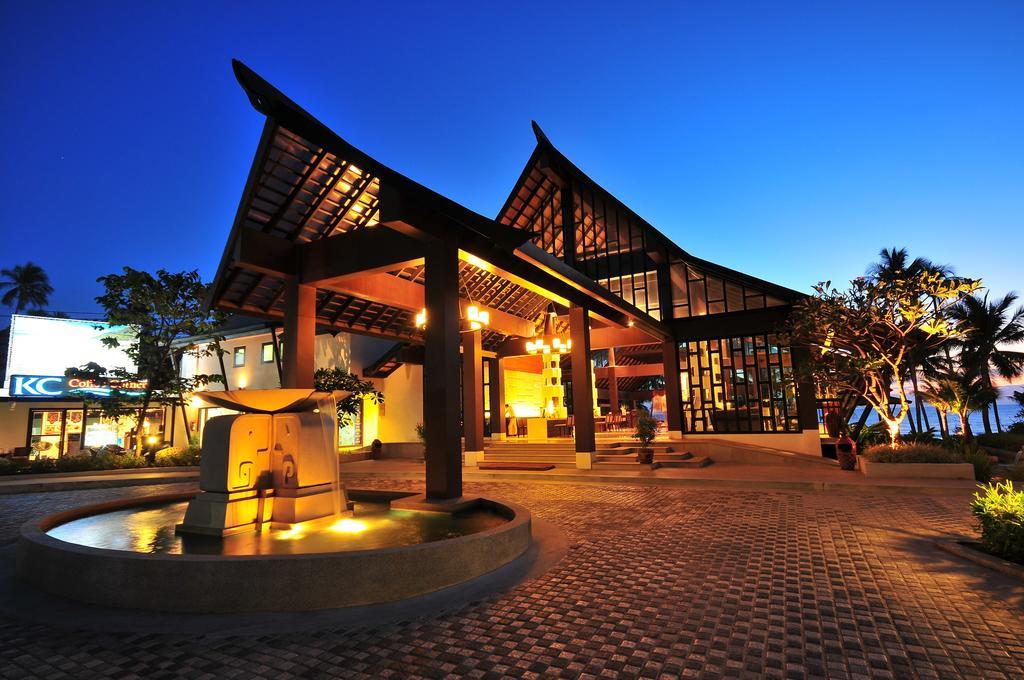 Lobby of KC Grande Resort & Spa