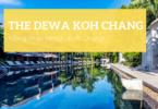 The Dewa Koh Chang, Klong Prao beach