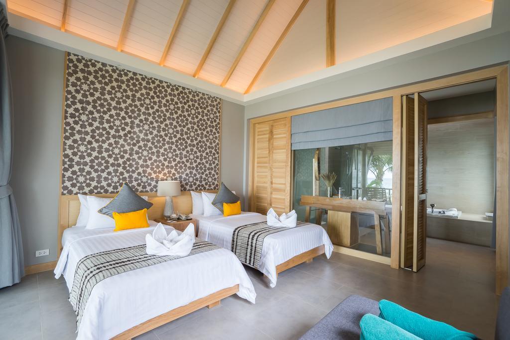 Beach Villa Interior, KC Grande Resort