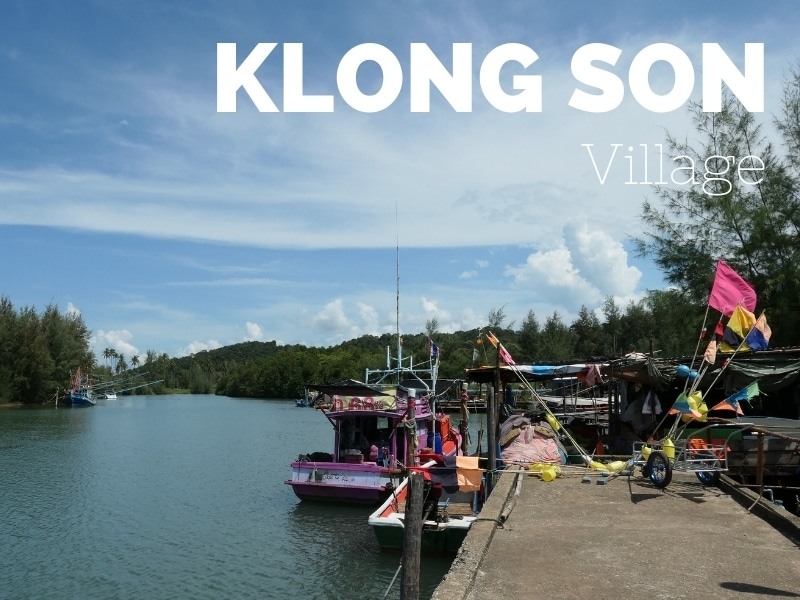 Travel guide for Klong Son, Koh Chang