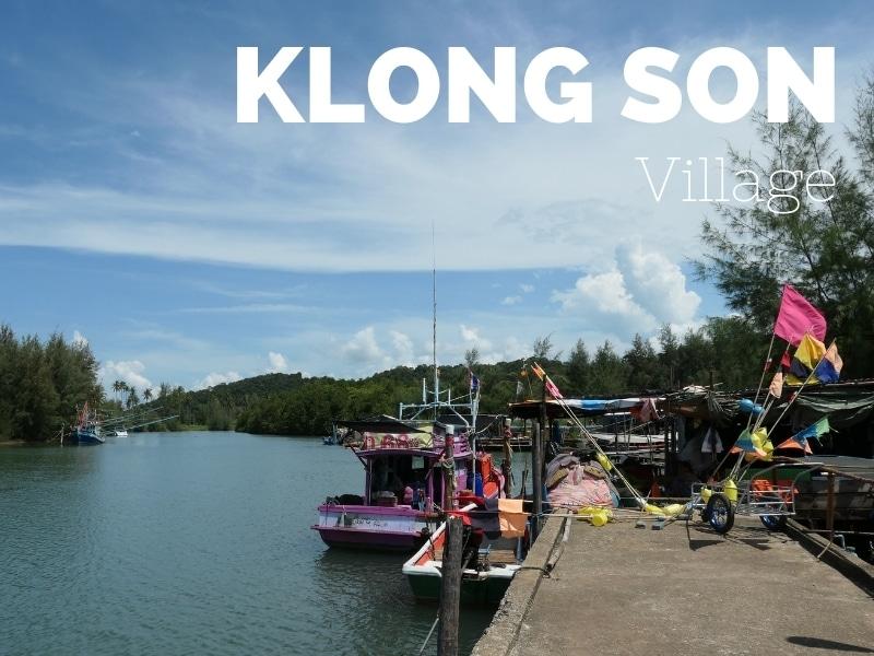 Travel guide for Klong Son, Koh Chang