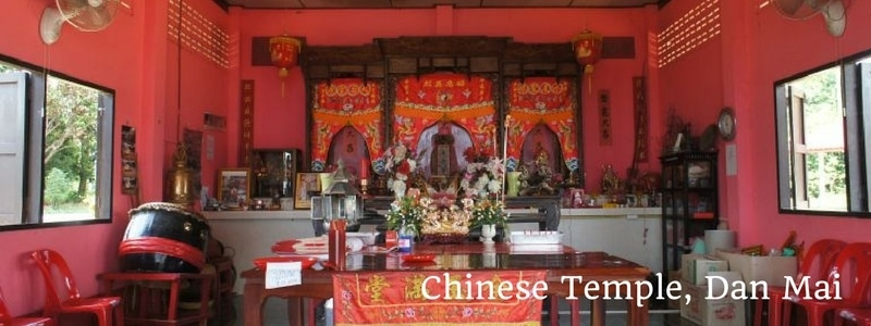 Chinese Temple Dan Mai