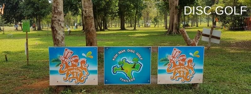 Koh Mak Disc Golf