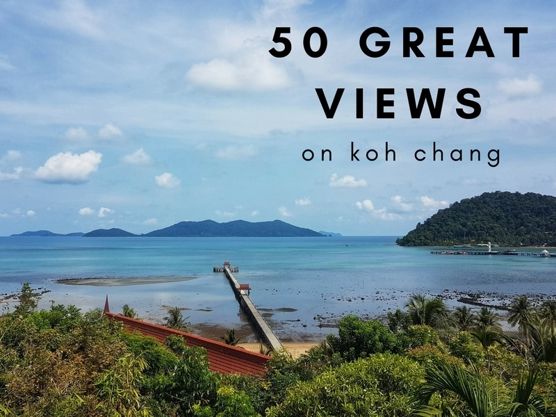 Best viewpoints on Koh Chang