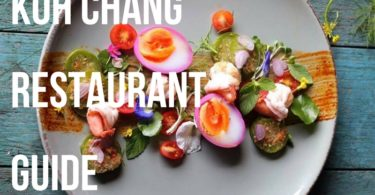 Guide to the best restaurants on Koh Chang island