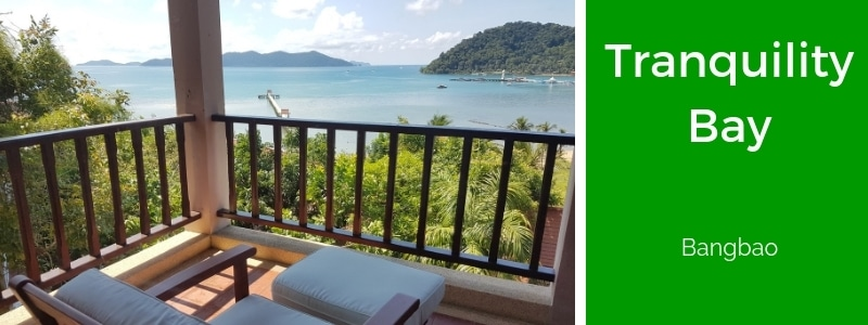Rent a 1 or 2 bedroom apartment at Tranquility Bay Residence, Koh Chang