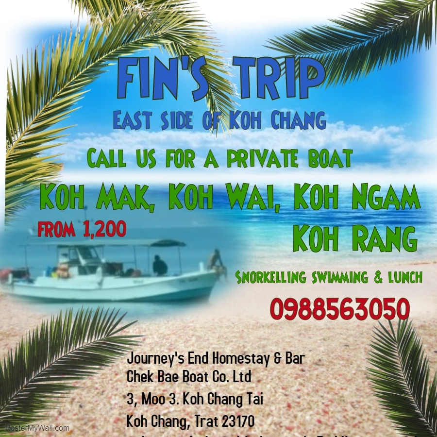 Fins Trip. Fishing and Snorkelling Tours