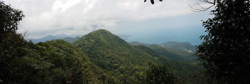 Khao Jom Trek View