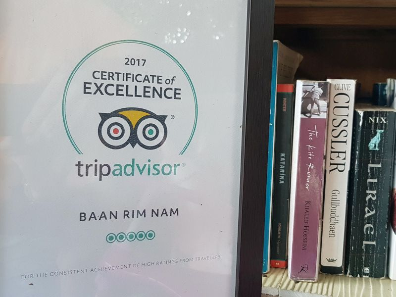 Read reviews of Baan Rim Nam on Tripadvisor