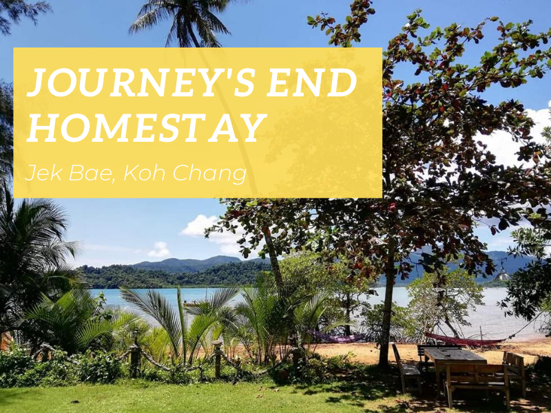 Journey's End Homestay, Koh Chang