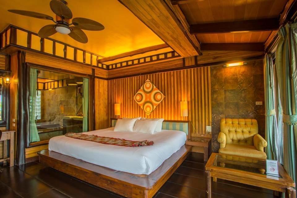 Deluxe room at Parama Koh Chang