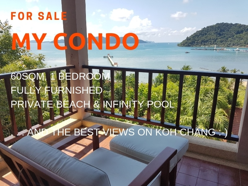 Condominium for sale on Koh Chang island