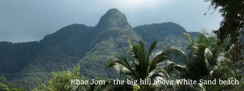 Khao Jom Koh Chang