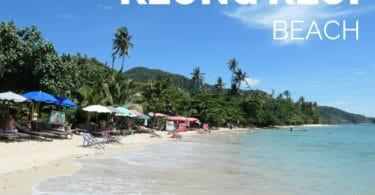 Klong Kloi beach, Koh Chang