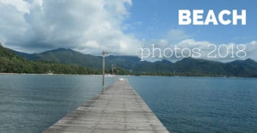 north klong prao beach photos