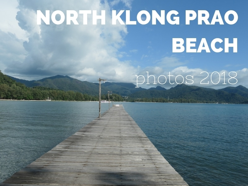 north klong prao beach photos