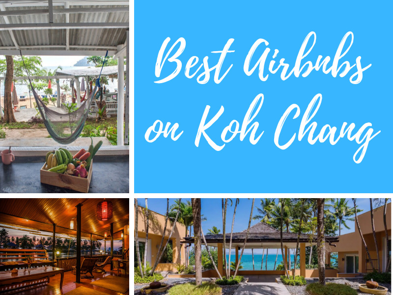 Best Airbnbs on Koh Chang