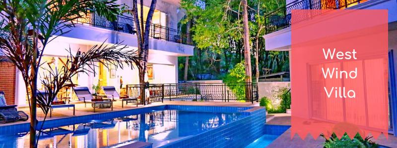 West Wind villa , Koh Chang