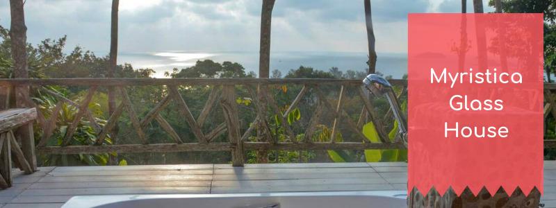 myristica glass house, klong prao