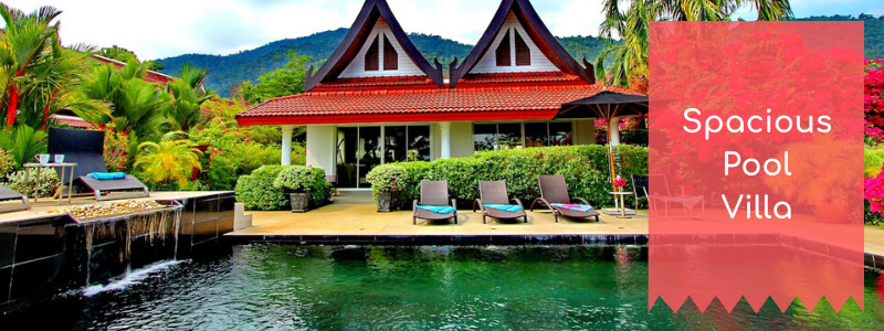 Spacious Pool villa on Koh Chang