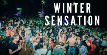 onely Beach party - Winter Sensation
