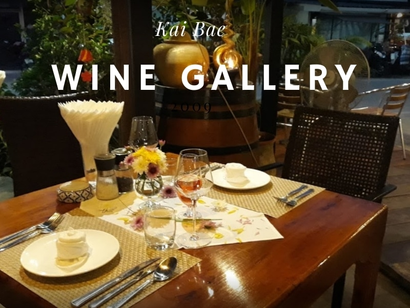 Wine Gallery Tapas Bistro, Kai Bae