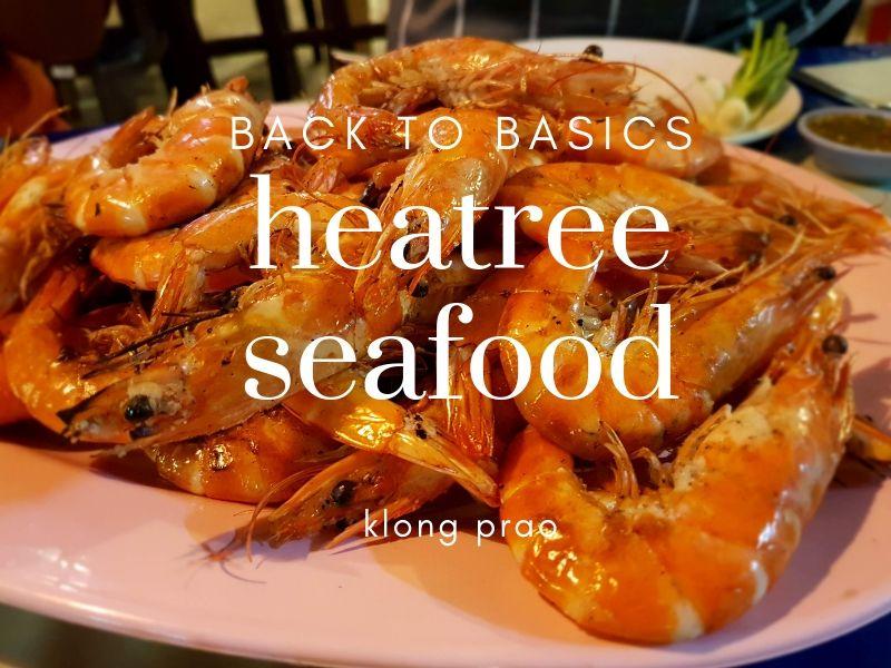 Heatree Seafood, Klong Prao, Koh Chang