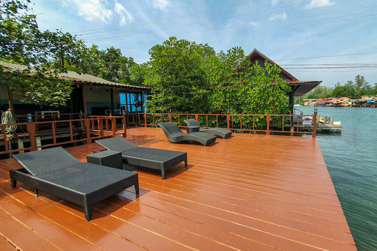 Sundeck at Baan Rim Nam
