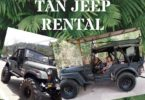 Rent a jeep on Koh Chang