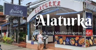 Alaturka Restaurant, White Sand beach, Koh Chang