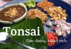 Tonsai Thai restaurant, Koh Chang