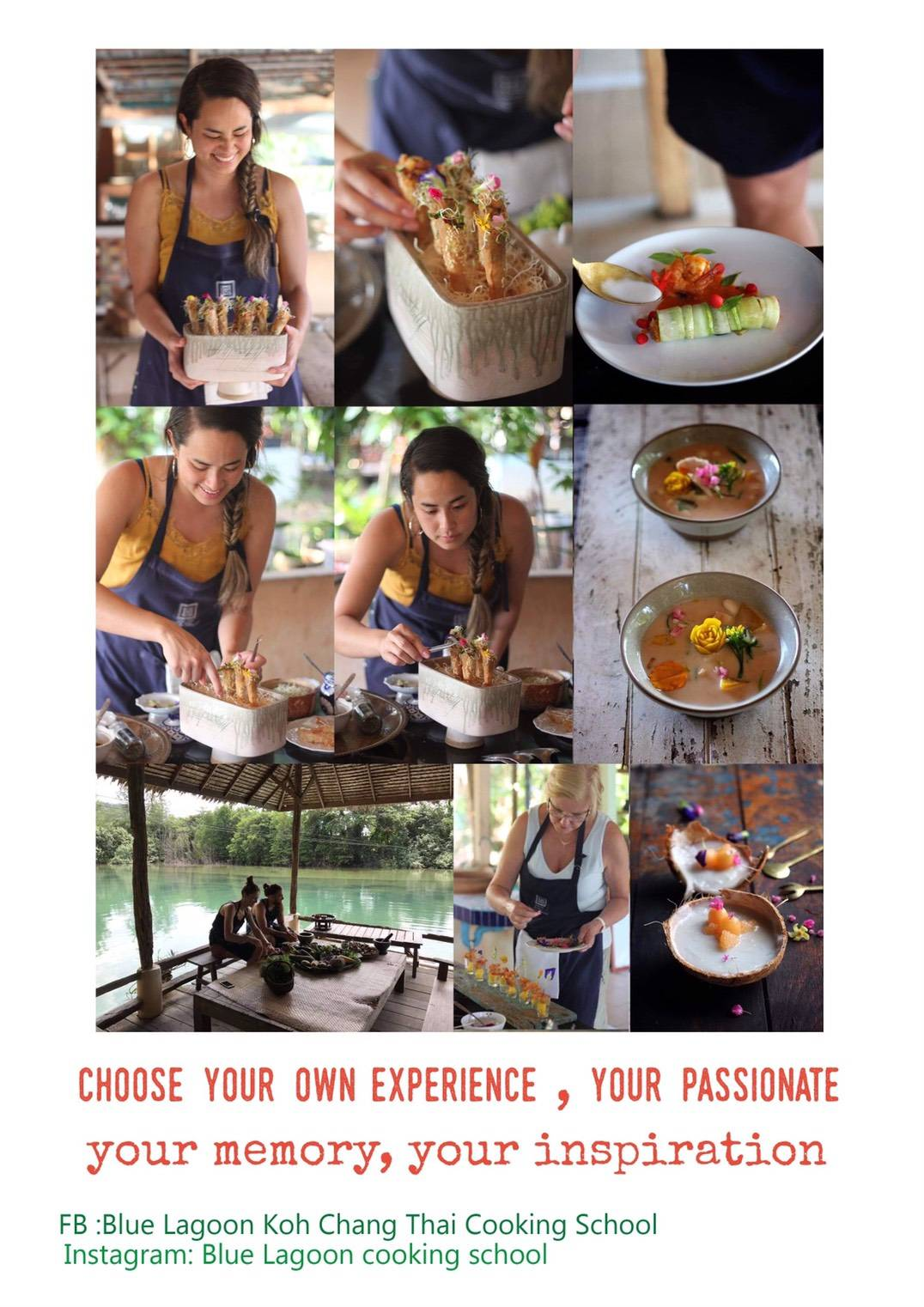 Blue Lagoon Cooking School