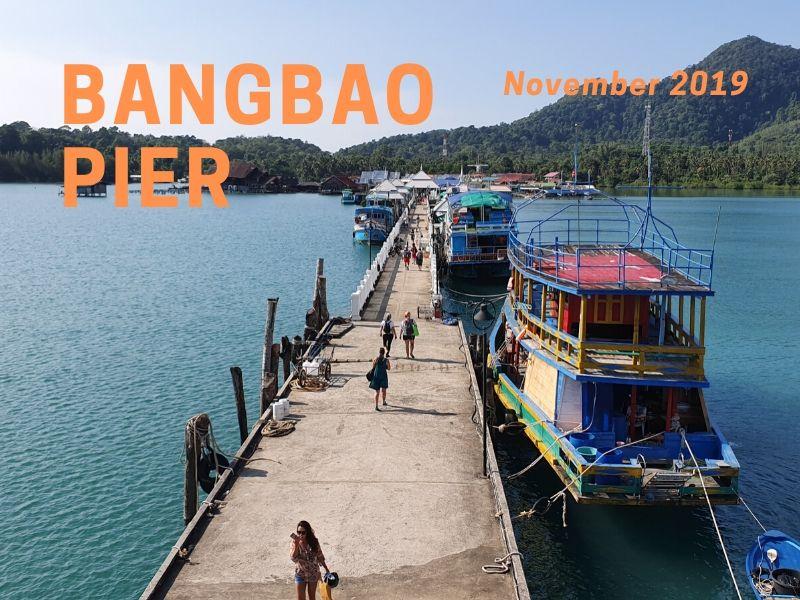 Bangbao pier 2020