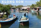 Klong Son fishing village 2019