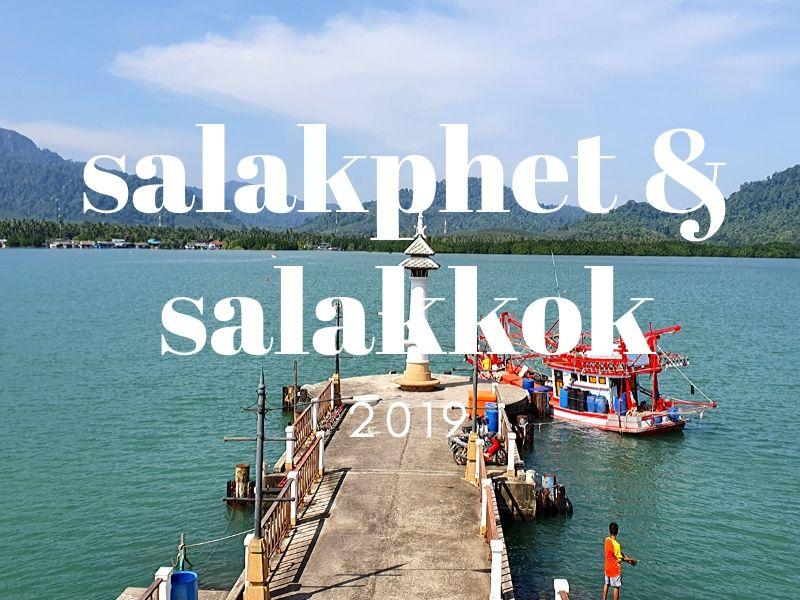 Salakphet Bay, Koh Chang