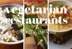 Best vegetarian and vegan restaurants on Koh Chang