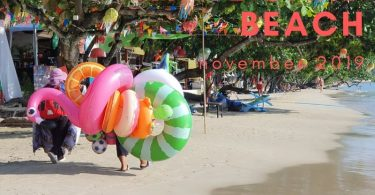 White Sand Beach November 2019 Photos