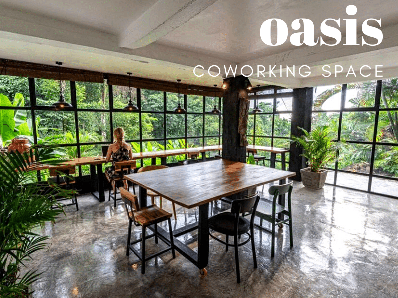 Oasis Coworking space
