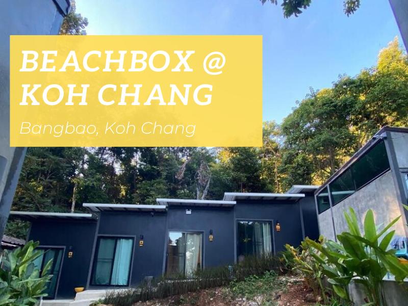 BeachBox @ Koh Chang