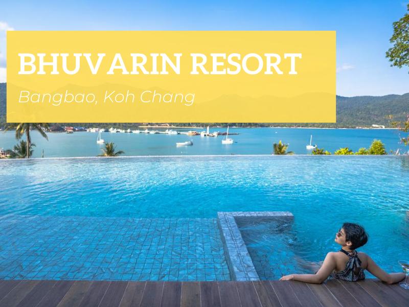 Bhuvarin Resort, Bangbao, Koh Chang