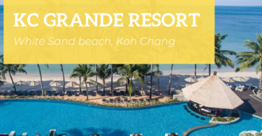 KC Grande Resort, White Sand beach, Koh Chang