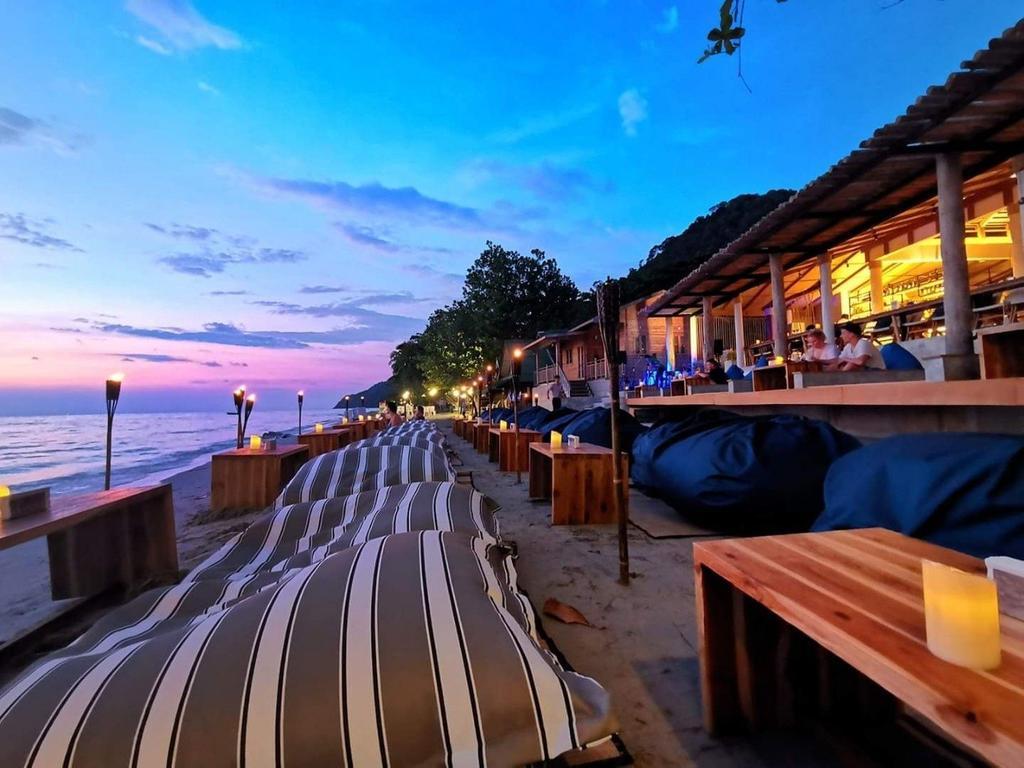 Kacha Resort & Spa restaurant
